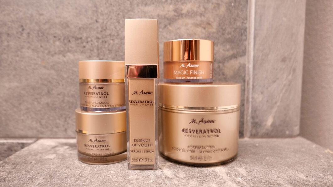 Im Test: Anti-Aging Hautpflege von M. Amsam