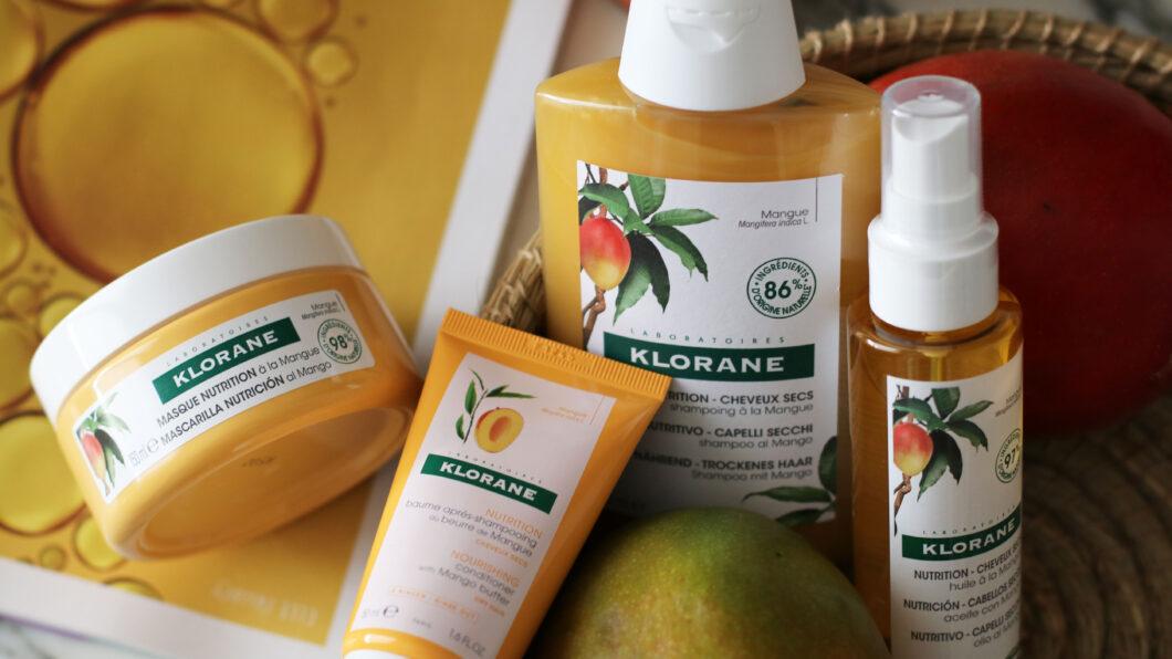 Fruchtiger Helfer bei Frisenkrisen: Mango Pflegeritual von Klorane