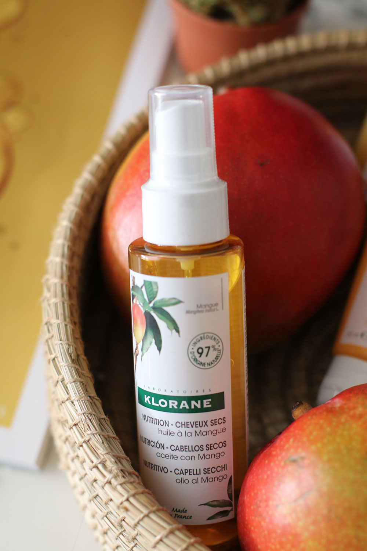 Die kultige Mango-Linie von Klorane wurde überarbeitet und punktet nun neben dem herrlichen Duft auch mit noch natürlicheren Formeln als bisher.