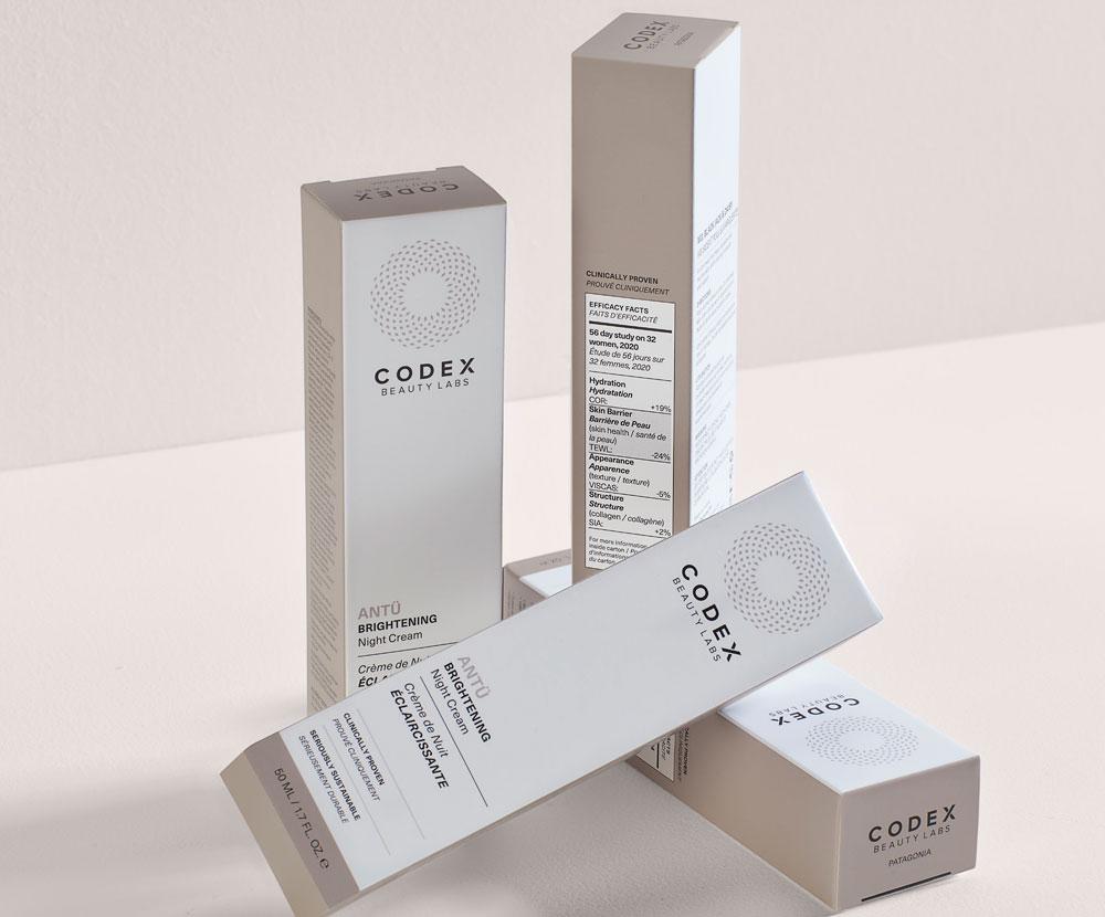 Die Pflege-Kollektion Antü von Codex Beauty Labs vereint modernste Technologien mit wissenschaftlich geprüften Wirkstoffen aus der Natur zu einer effizienten Anti-Aging-Linie.