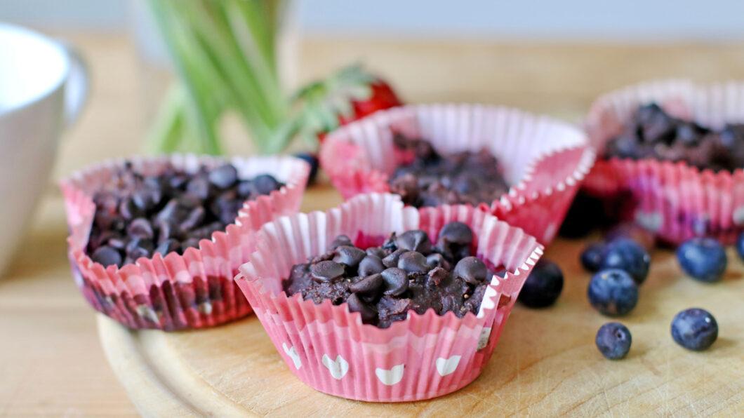 Rezept: Beerige Beauty-Muffins