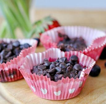 Sie sind gesund, machen schön und schmecken irre lecker: die Beauty-Muffins nach einem abgewandelten Rezept aus dem famosen Buch Grow Healthy von Liliane Meier.