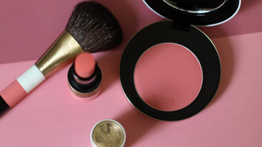 Happy in pink: Rose Hermès