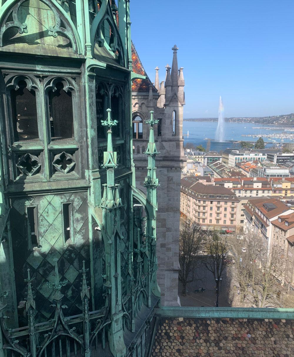"""In der sonrisa-Serie """"Tour de Suisse"""" gibt es Tipps zu besonders schönen Orten in der Schweiz wie etwa Genf, wo es viel zu entdecken gibt."""