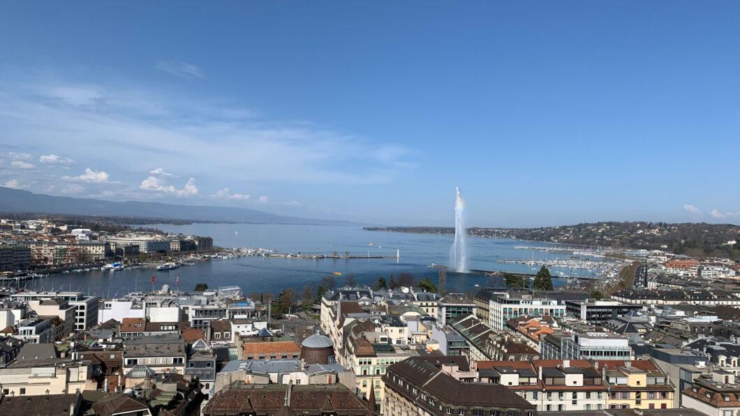 Tour de Suisse: Genf