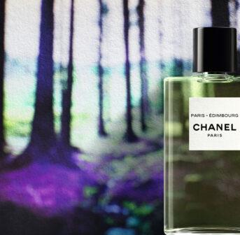 Mit Paris-Édimbourg – dem neusten Duft aus der Les Eaux Chanel Kollektion – reisen wir an einen weiteren Lieblingsort von Mademoiselle Chanel. Die Geschichte dazu gibt es auf sonrisa zum Nachlesen.