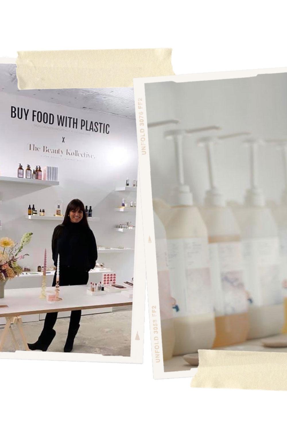 Nachhaltig schön? Das ist möglich – zum Beispiel dank  des neuen Refill-Systems von The Beauty Collective in Zürich.