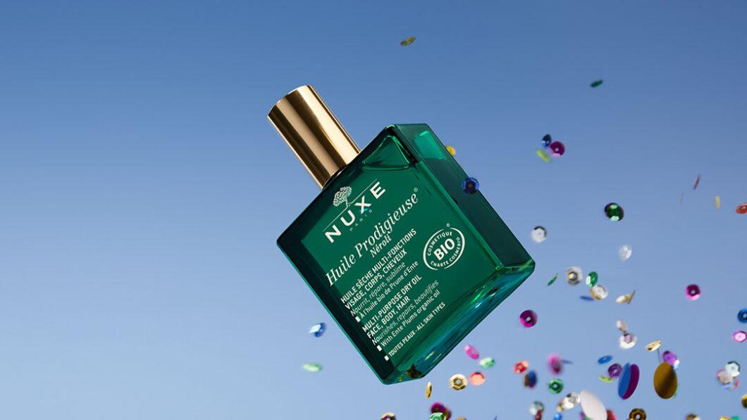 Beauty-Quickie: Huile Prodigieuse Néroli von Nuxe
