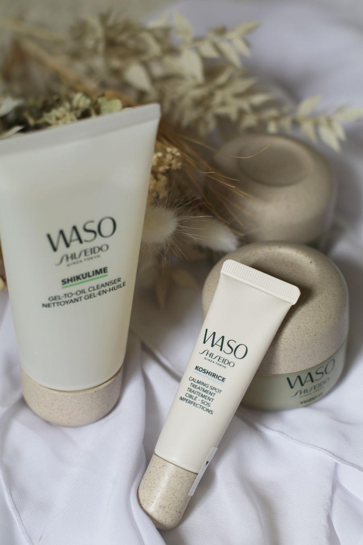 Nachhaltig schön? Das ist möglich – zum Beispiel dank  der neuen Pflege-Serie Waso No Filter von Shiseido.