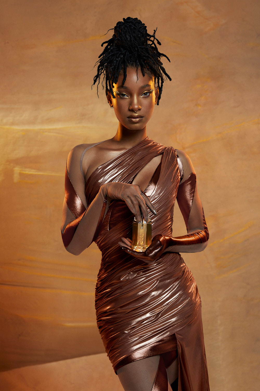 Willow Smith möchte als Botschafterin für den Damenduft Alien Goddess von Mugler die Menschen ermuntern, sich selbst zu sein.