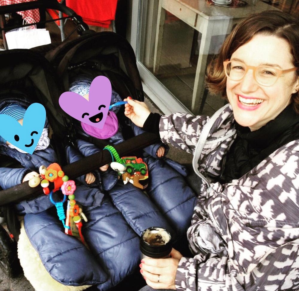 Gastbloggerin und Dreifach-Mami Florina Schwander verrät praktische Beauty-Hacks für Mütter.