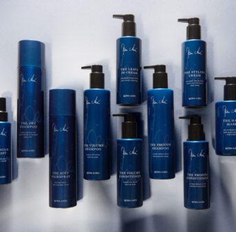 Mit der hochwertigen Signature Collection von Björn Axén wird der Begründer es schwedischen Haarpflegebrands geehrt.