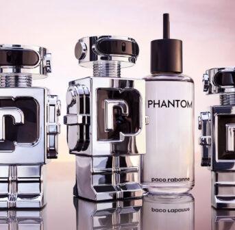 Paco Rabanne lanciert mit Phantom einen Herrenduft, der mit Hilfe von künstlicher Intelligenz entwickelt wurde.