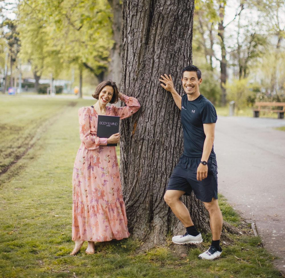 In der exklusiven Serie sonrisa x HIRANOTRAINING gibt es von Sportwissenschaftler und Mental Coach Julien Hirano einfache Tipps für die geistige und körperliche Fitness – heute mit der Anleitung für eine mentale Standortbestimmung durch das Lebensrad.