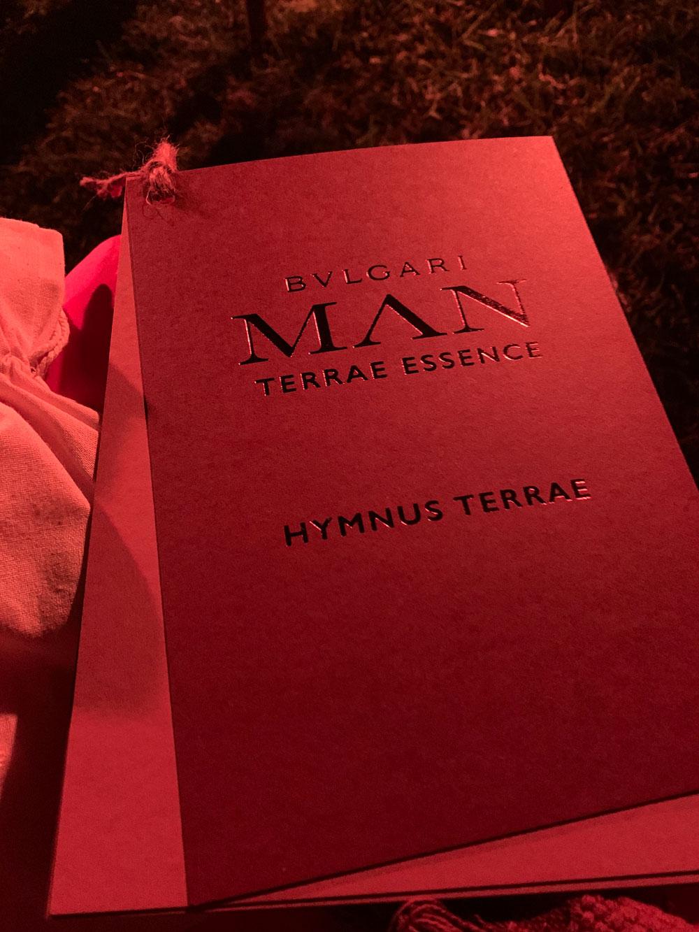 """Sonrisa war an der Lancierung von Bvlgari Man Terrae Essence in der Toskana und hat viele Bilder mit """"La vita é bella""""-Vibes mitgebracht."""