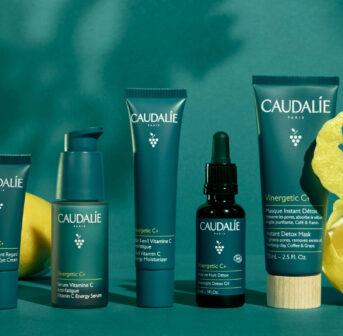 Caudalie hat mit Vinergetic C+ eine natürliche Unisex-Pflegeserie für mehr Ausstrahlung entwickelt.