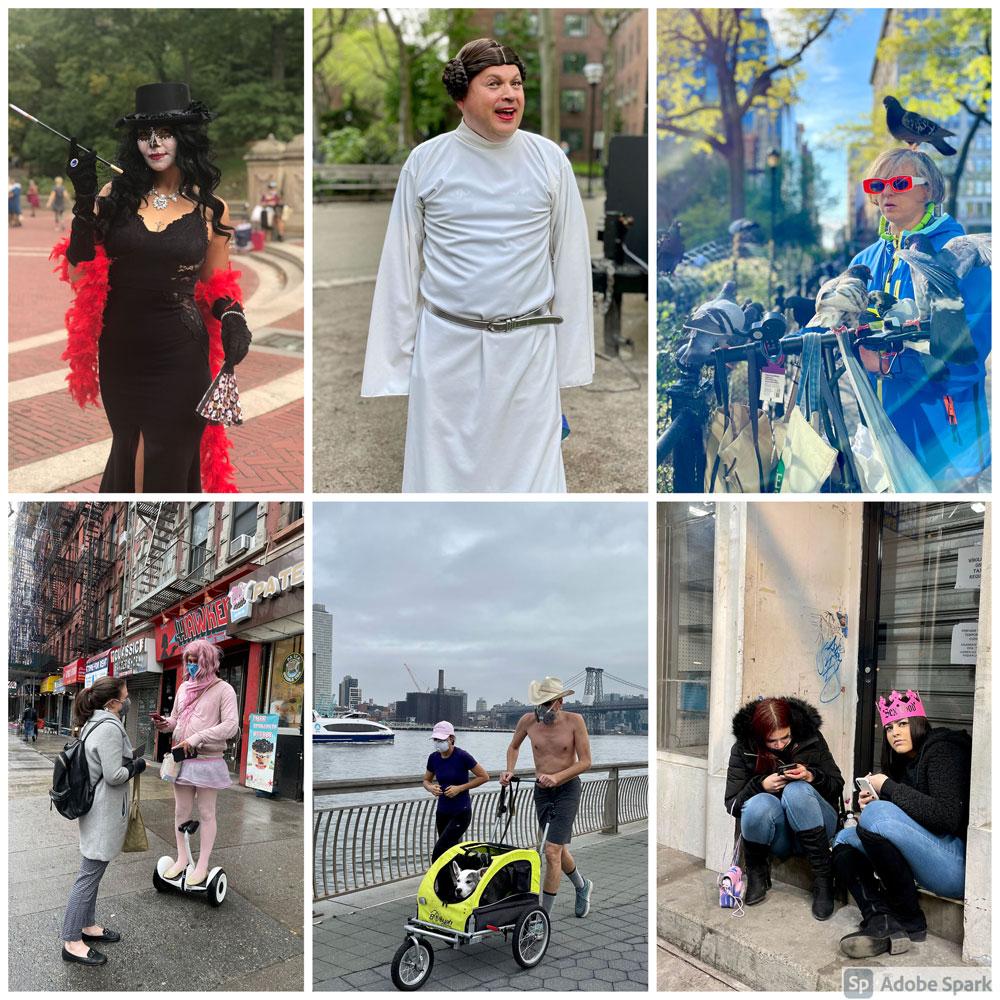"""Kulturjournalistin Susanna Petrin befragt als sonrisa-Gastbloggerin in der neuen Rubrik """"Beautiful in New York"""" die Menschen vor Ort, was sie unter Schönheit verstehen."""