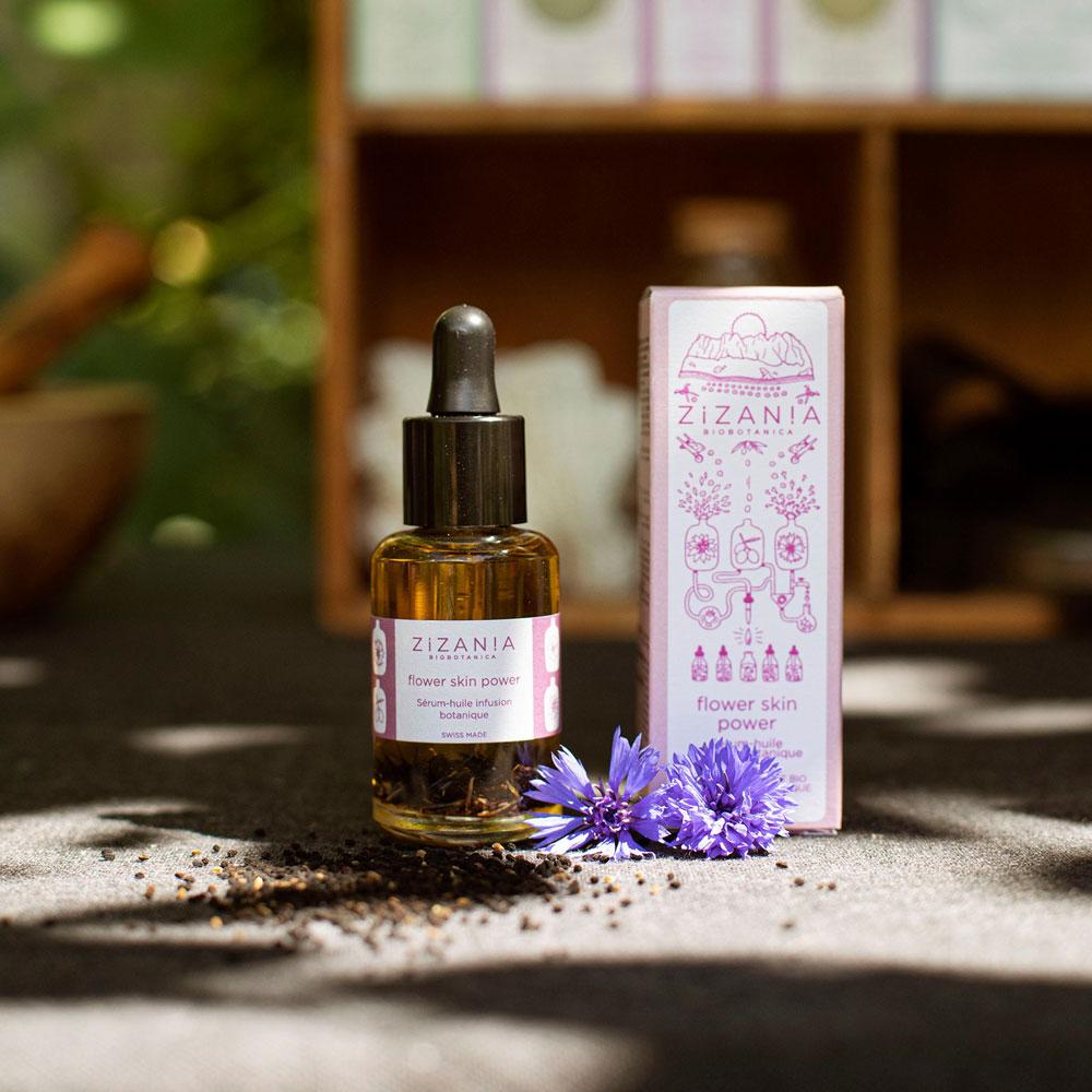 Der neue Beauty-Brand Zizan!a setzt auf Upcycling mit natürlichen Wirkstoffen aus der Schweiz – und trifft damit den Nerv der Zeit.