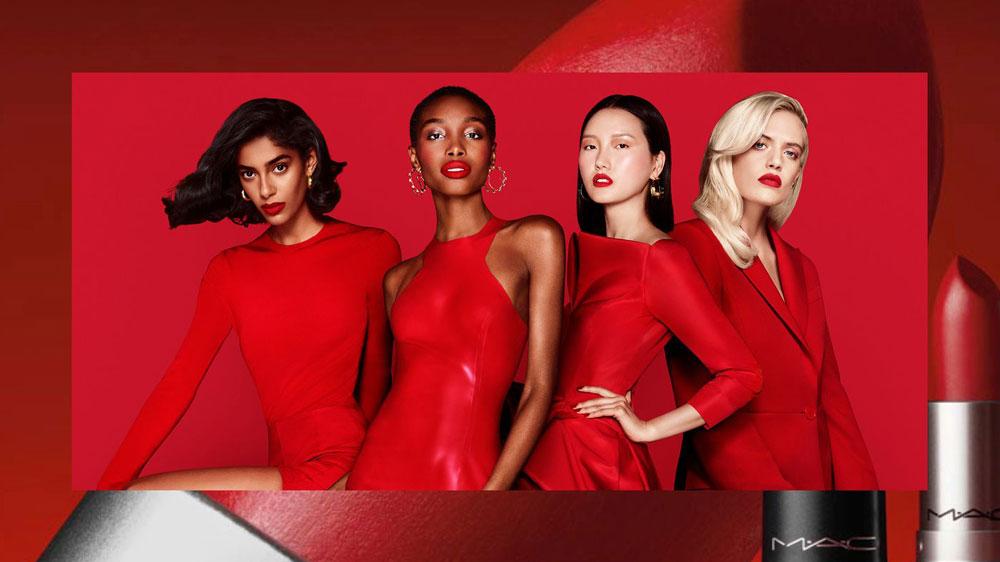 Wohoo: Mac präsentiert mit Ruby Crew drei neue Texturen des Lippenstiftklassikers Ruby Woo.